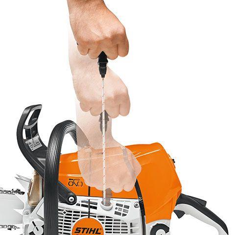 Stihl MS 261 C-M Benzine Kettingzaag 2