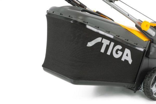 Stiga Turbo Power 50S Benzine Grasmaaier met aluminium chassis 5