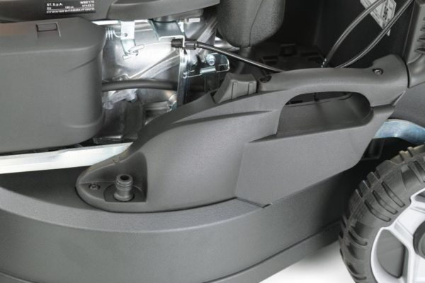 Stiga Turbo Power 50S Benzine Grasmaaier met aluminium chassis 6