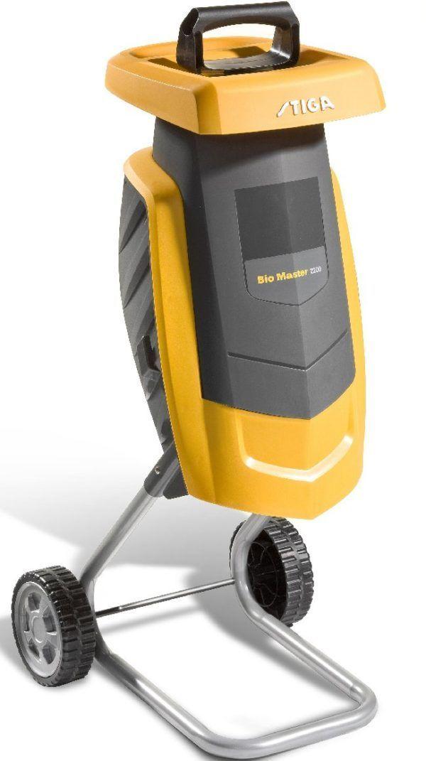 Stiga Bio Master 2200 Elektrische Tuinhakselaar 1