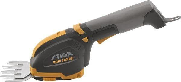 Stiga SGM 102 AE Struiksnoeischaar Incl. Accu 5