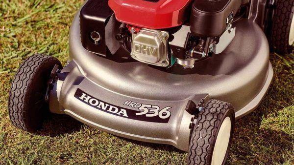 Honda HRD 536 K HX Benzine Grasmaaier 1