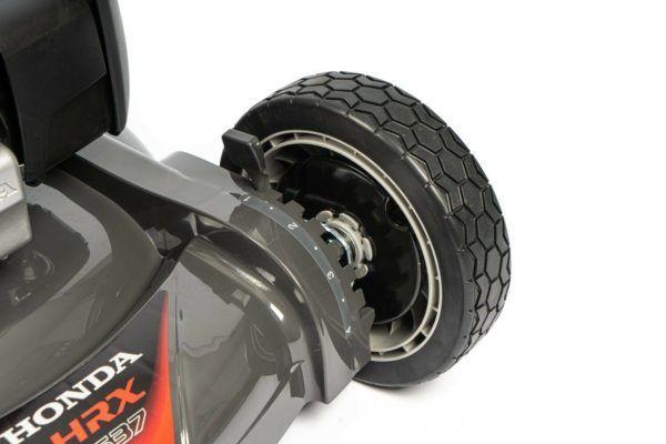 Honda HRX 537 HY Benzine Grasmaaier 3