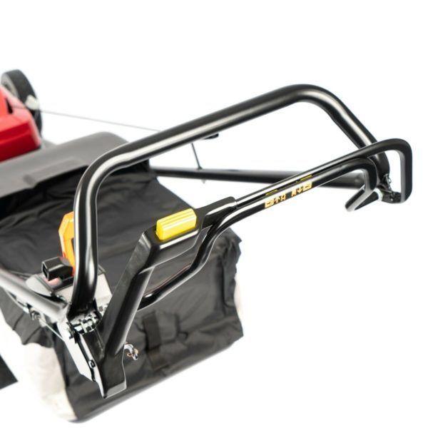 Honda HRX 537 HY Benzine Grasmaaier 4