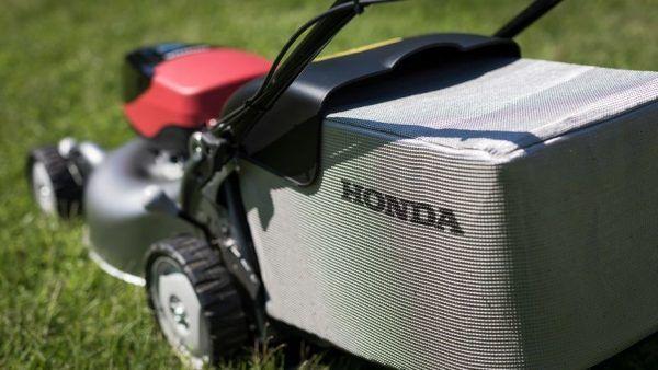 Honda HRG 416 XB Accu Grasmaaier incl. Accu en Lader 6