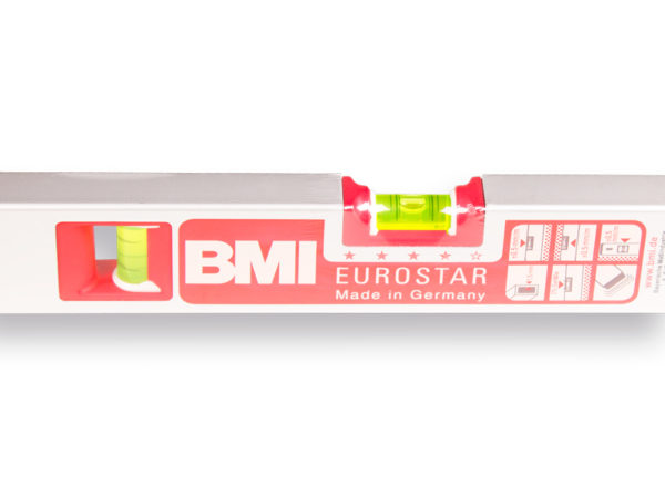 BMI Aluminium Blokwaterpas Eurostar 60 cm 1