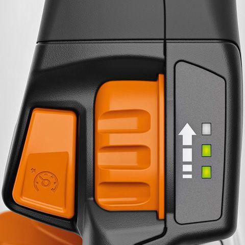 Stihl BGA 200 Accu Bladblazer Body met Comfortdraagsysteem 4