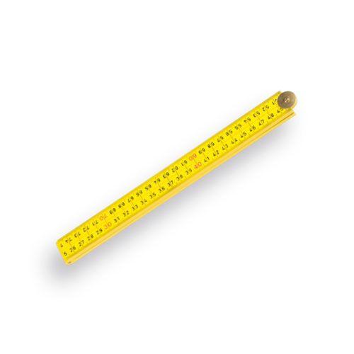 Duimstok 1 meter glasfiber