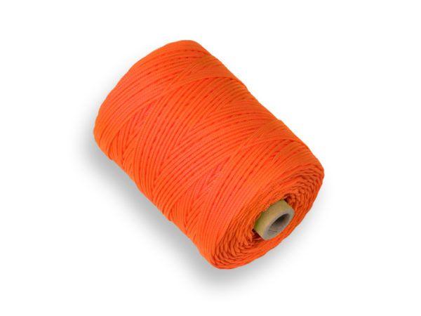 Labora Uitzetkoord Nylon Fluor Oranje - 200 meter