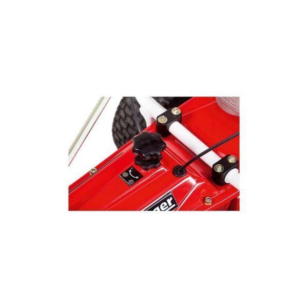 Tielburger TK 17 Benzine Veegmachine 2