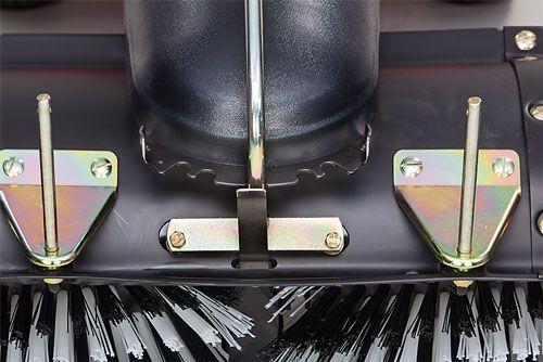 Tielburger TK 38 Benzine Veegmachine 4