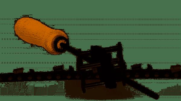 Stihl FG4 voor 3/8'' P-Mini-ketting met Ø 4,0 mm Vijlapparaat 1