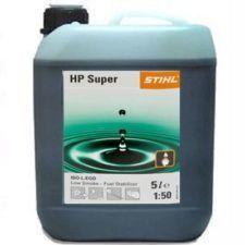 Stihl HP Super 2-takt Motorolie - 5 Liter