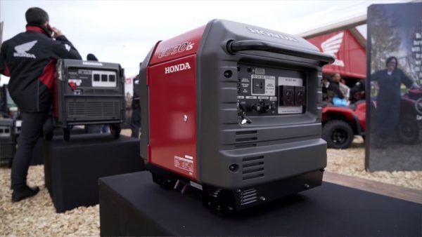 Honda EU 30i Generator - 3000 W 3