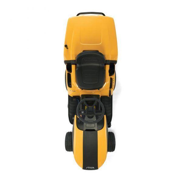 Stiga e-Ride C500 Accu Zitmaaier 4
