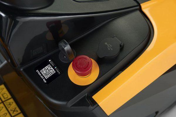 Stiga e-Ride C500 Accu Zitmaaier 8