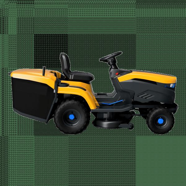 Stiga e-Ride C300 Accu Zitmaaier 1