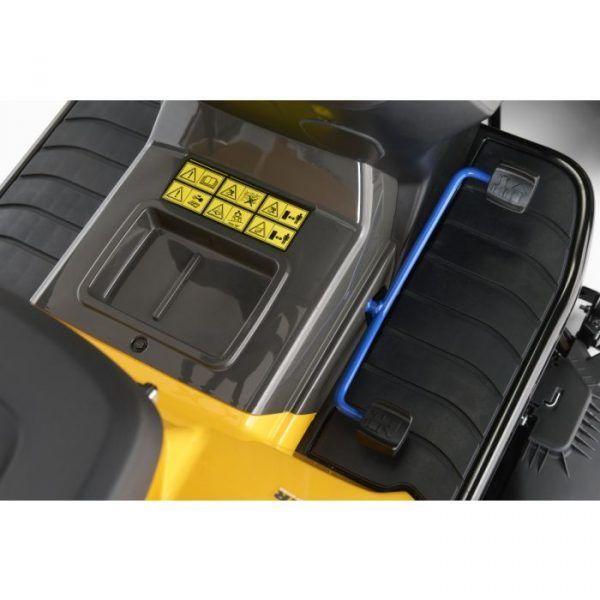 Stiga e-Ride S300 Accu Zitmaaier 8