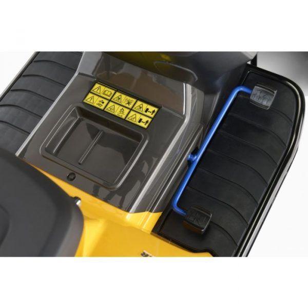 Stiga e-Ride C300 Accu Zitmaaier 5