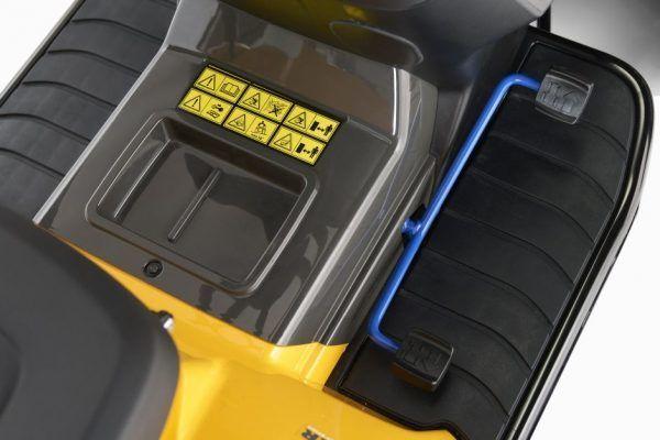 Stiga e-Ride C500 Accu Zitmaaier 5