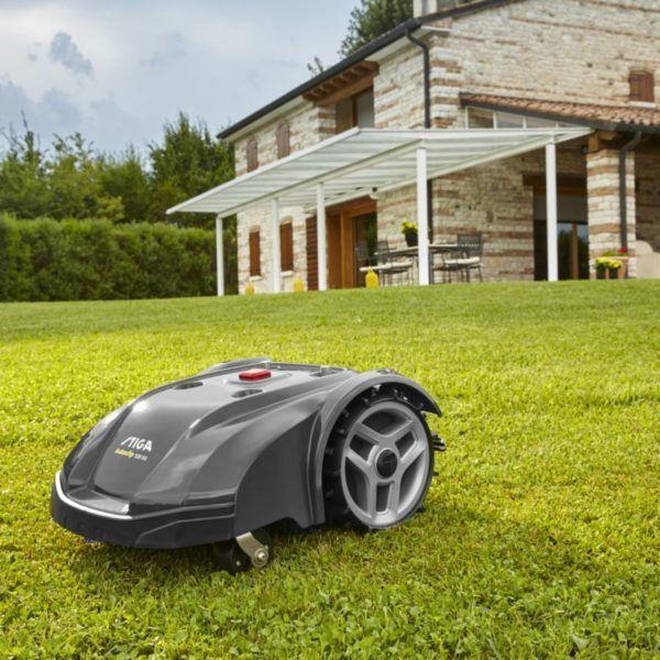 Stiga Autoclip 530 SG Robotmaaier 5