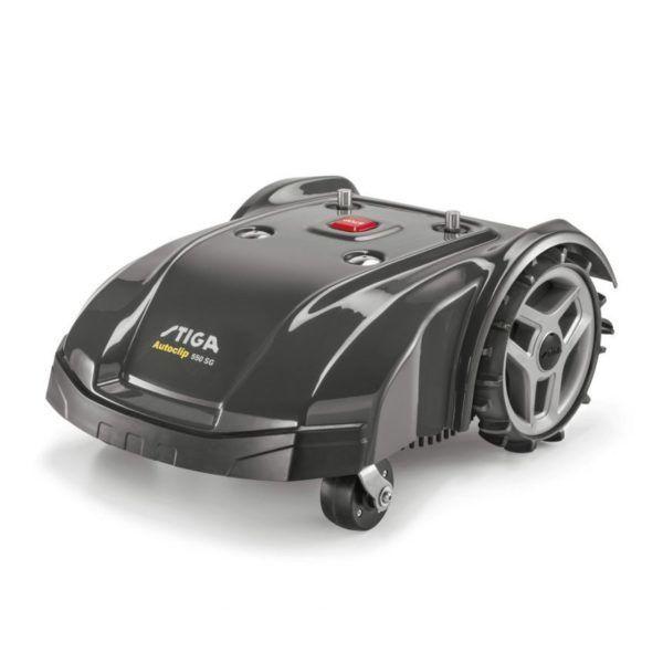 Stiga Autoclip 550 SG Robotmaaier 3