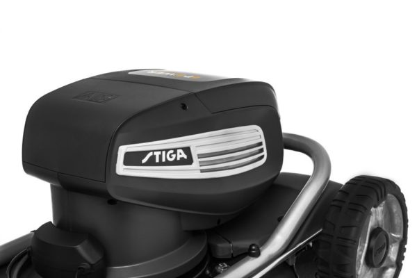 Stiga Multiclip Pro 950 SX AE Accu Grasmaaier 9