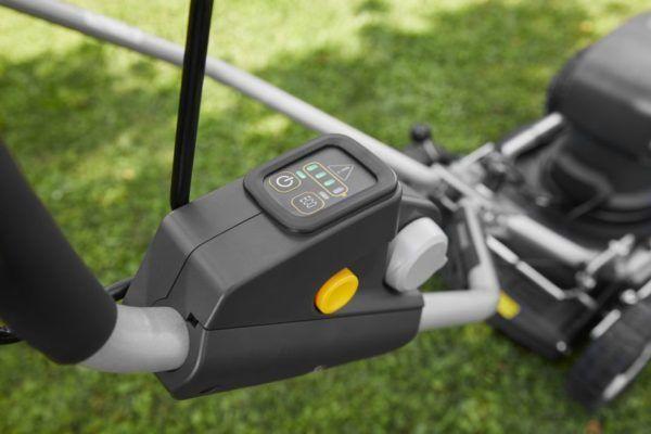 Stiga Multiclip Pro 950 SX AE Accu Grasmaaier 15