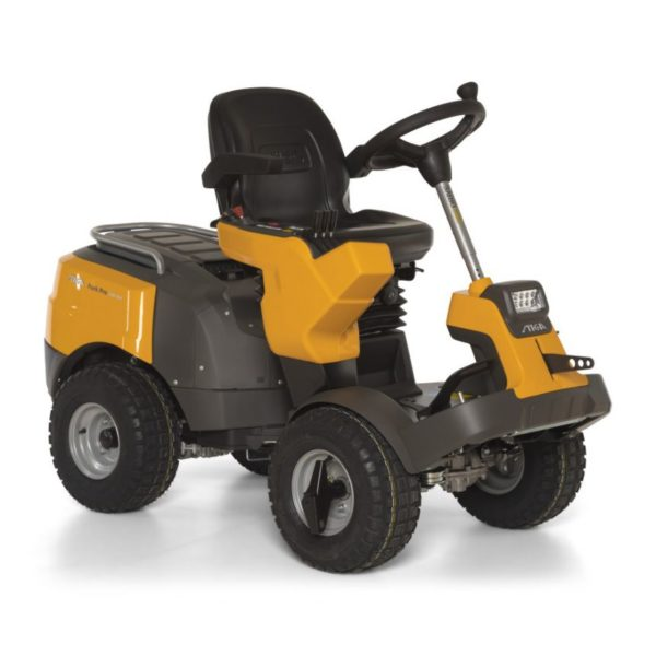 Stiga Park Pro 740 IOX Benzine Zitmaaier 6