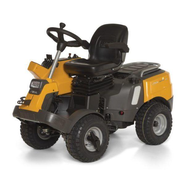 Stiga Park Pro 740 IOX Benzine Zitmaaier 5