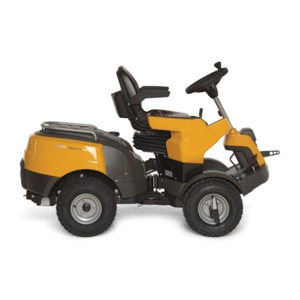 Stiga Park Pro 740 IOX Benzine Zitmaaier 3