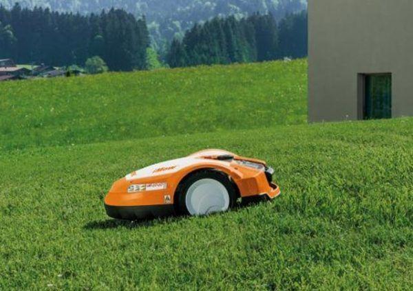 Stihl RMI 522 C Robotmaaier 7