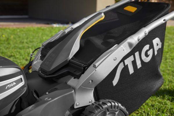 Stiga Twinclip 950 SQ AE Accu Grasmaaier 11