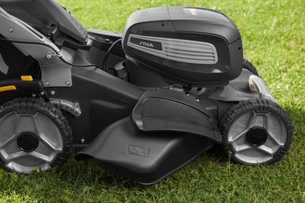 Stiga Twinclip 950 SQ AE Accu Grasmaaier 9