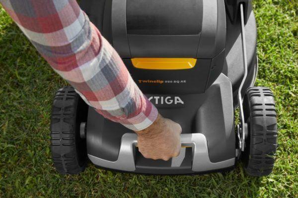 Stiga Twinclip 950 SQ AE Accu Grasmaaier 14