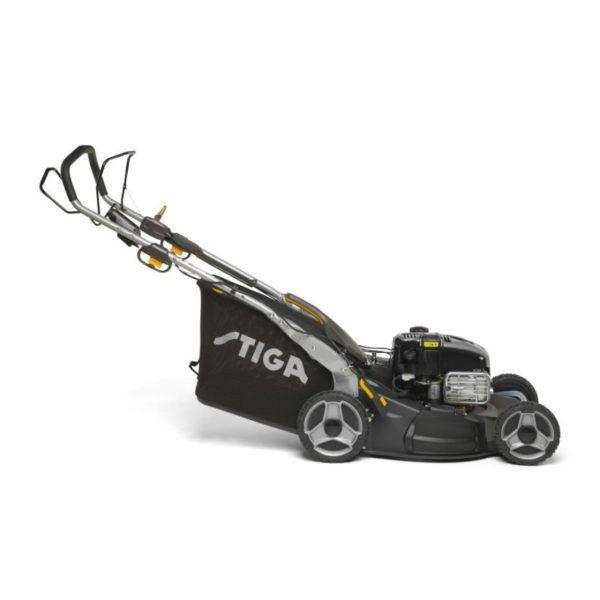 Stiga Twinclip 50 SVEQ B Benzine Grasmaaier 3