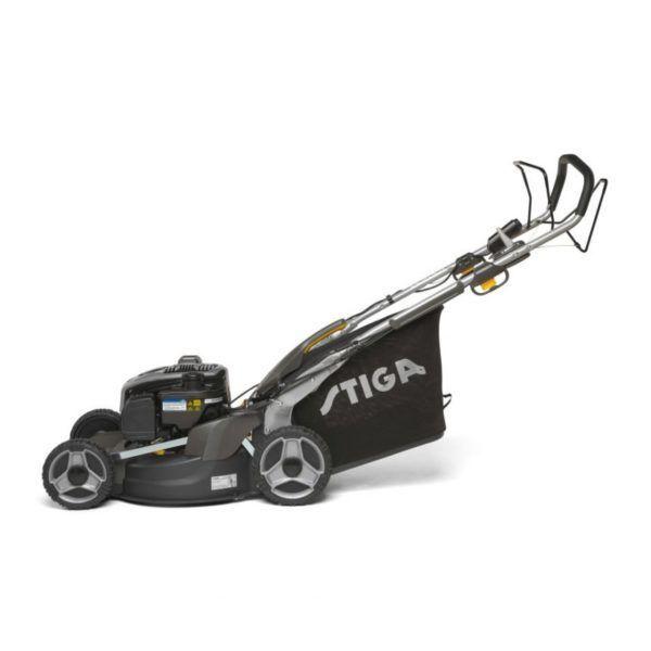 Stiga Twinclip 50 SVEQ B Benzine Grasmaaier 2