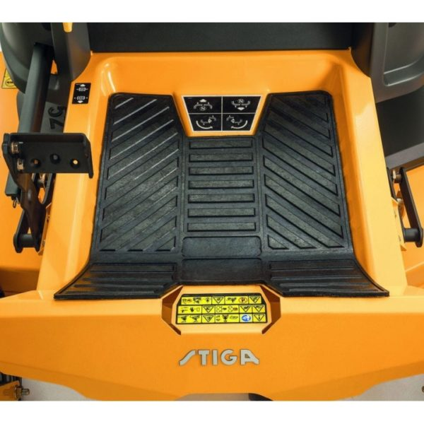 Stiga ZT 5132 T Zero Turn Benzine Zitmaaier 3