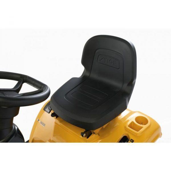 Stiga e-Ride S300 Accu Zitmaaier 7