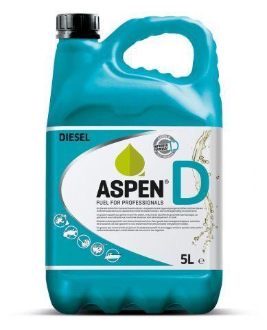 Aspen D Diesel Brandstof - 5 liter