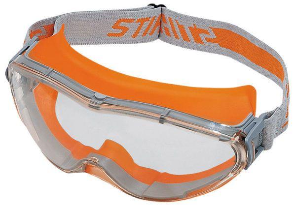 Stihl Veiligheidsbril voor Brildragers - ULTRASONIC Helder