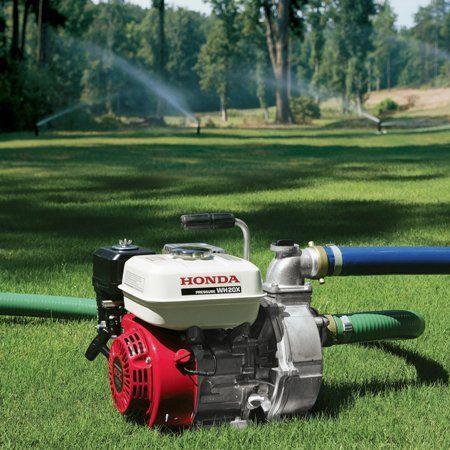 Honda WH 20 Waterpomp - 450 liter 3
