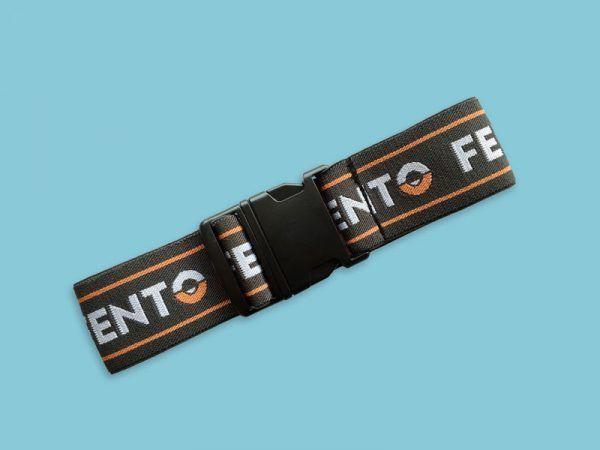 Fento Elastieken met Clip voor Kniebeschermers 200 / 200 PRO 1