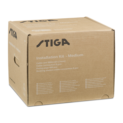 Stiga Installatiekit Robotmaaier STIG - Medium 1