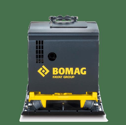 BOMAG BPR 100/80 D Trilplaat 1