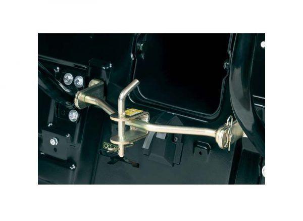 Honda Trekhaak voor Zitmaaier 1