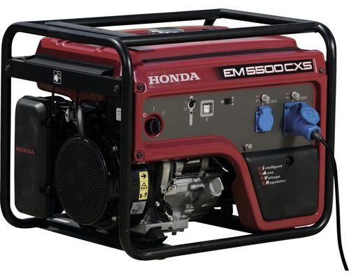 Honda EM 5500 CXS Generator